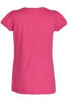 Soobe - Girls  Printed Tee Mid Pink