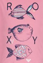 Roxy - Fish Boom Tee Mid Pink
