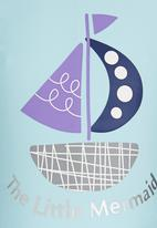 POP CANDY - 3 Piece Swimming Set Blue