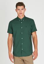 RVCA - Thatll Do Oxford Shirt Green