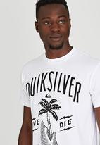 Quiksilver - Shark Island T-Shirt White