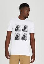Quiksilver - Evolution T-Shirt White