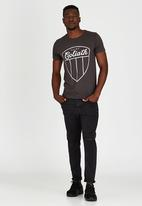St Goliath - Coupe T-Shirt Dark Grey
