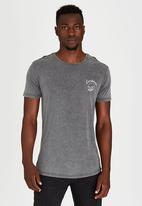 Silent Theory - Bontempt T-Shirt Grey