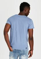 St Goliath - Privateer T-Shirt Blue
