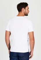 Pringle of Scotland - Davidson T-shirt White