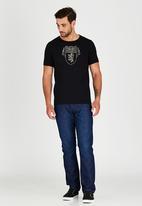 Pringle of Scotland - Shelton T-shirt Black