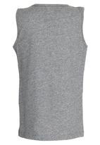 Billabong  - Made For Livin Images Singlet Grey Melange