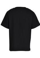 Fox - Printed T-Shirt Black
