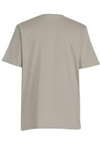 Fox - Printed T-Shirt Grey