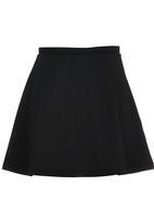 Rebel Republic - Skater Skirt Black
