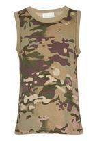 See-Saw - Vest Multi-colour