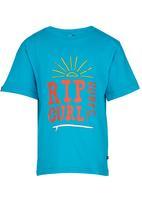 Rip Curl - Sun Surf Tee Blue