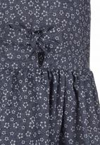 See-Saw - Front Tie Dress Navy