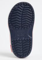 Crocs - Croc Band Sandal Blue and White