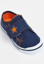 Bubblegummers - Bubblegummers Boys Velcro Strap With Stars Blue
