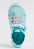 Bubblegummers - Bubblegummers Boys Velcro Strap Pale Blue
