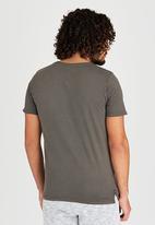 Dissident - Motlybike T-Shirt Dark Grey