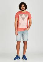 Dissident - Shore T-Shirt Orange