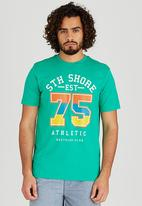 Sth Shore - Sth75 T-Shirt Green
