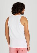 Sth Shore - Cuba Vest White