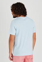 Sth Shore - Longbeach T-Shirt Pale Blue