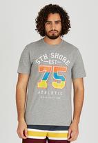 Sth Shore - Sth75 T-Shirt Grey