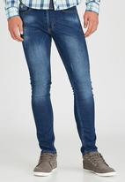 GUESS - Super Skinny Leg Jean Blue