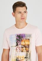 Sth Shore - Lolito T-Shirt Pale Pink