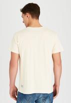 Wrangler - Mosaic T-Shirt White