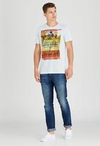 Sth Shore - Ayia Napa T-Shirt Pale Blue