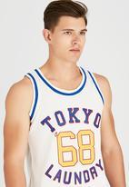 Tokyo Laundry - Rookie Vest Cream