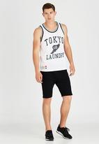 Tokyo Laundry - Achilles Vest White