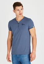 Tokyo Laundry - Glenbrook T-Shirt Blue