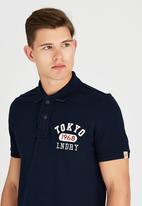Tokyo Laundry - Point Lowe Golfer Navy