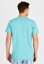 O'Neill - V T-Shirt Blue