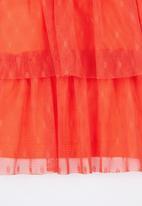 Rebel Republic - Layered Lace Orange