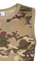 Rebel Republic - Camo Vest Multi-colour