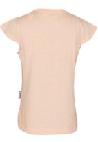 Rip Curl - Surf The World  Tee Coral