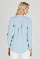Kate Jordan - Casual Knit Pale Blue