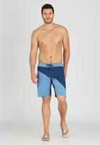 Volcom - Liberation Mod Boardshort Blue