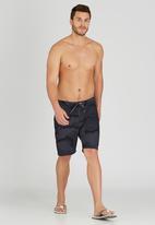 Volcom - Lido Solid Mod Boardshort Black