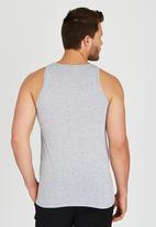 Volcom - Parillo Stone Vest Grey