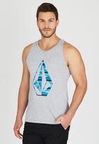 Volcom - Parillo Stone Vest Grey