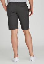 Volcom - Frickin Modern Stretch Walkshort Dark Grey