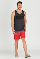 Rip Curl - Standard Co. Muscle Vest Black