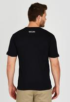 Rip Curl - Psychedelic T-Shirt Black