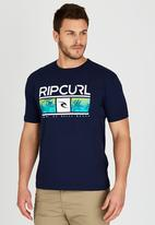 Rip Curl - Bells Eye T-Shirt Navy