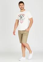Rip Curl - Chest High T-Shirt Off White