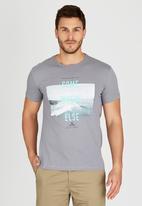 Rip Curl - Some Where T-Shirt Grey